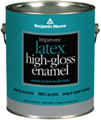 Impervex® Latex High Gloss Enamel